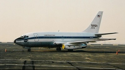 N515NA - Boeing 737-130 - United States - National Aeronautics and Space Administration (NASA)
