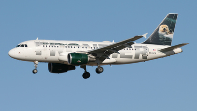 N935FR - Airbus A319-111 - Frontier Airlines