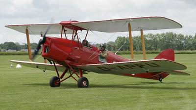 A picture of GAPFU - De Havilland DH82 Tiger Moth - [86081] - © BRIAN NICHOLAS