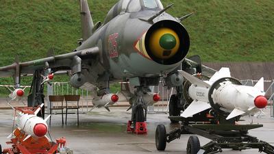 3215 - Sukhoi Su-22M4 Fitter K - Poland - Air Force