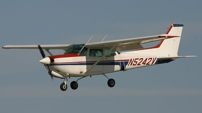 N5242V - Cessna 172RG Cutlass RG - Spartan College of Aeronautics