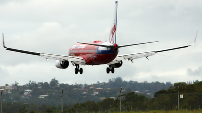 VH-VOM - Boeing 737-8FE - Virgin Blue Airlines