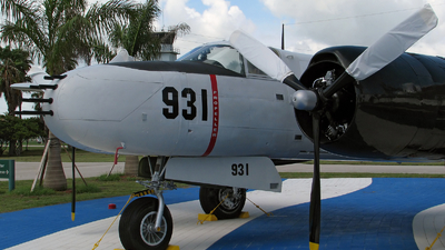FAL931 - Douglas A-26C Invader - Cuba - Air Force
