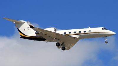 N7LA - Gulfstream G-IV - Private