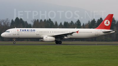 TC-JMC - Airbus A321-231 - Turkish Airlines