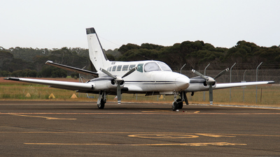 VH-ENT - Cessna 404 Titan - Private