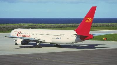 OO-SLT - Boeing 767-330(ER) - Dutch Caribbean Airlines (DCA)