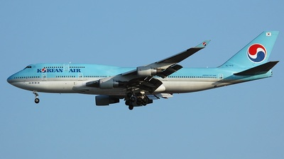 HL7412 - Boeing 747-4B5 - Korean Air
