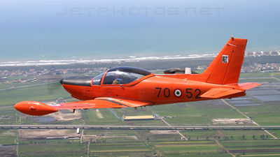 MM55019 - SIAI-Marchetti SF260AM - Italy - Air Force
