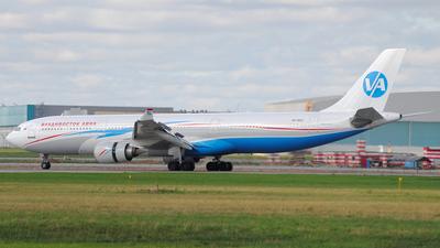 VQ-BEU - Airbus A330-301 - Vladivostok Air