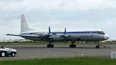 ER-ICB - Ilyushin IL-18D -