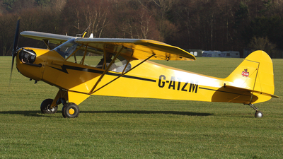 A picture of GATZM - Piper J3C65 Cub - [20868] - © Paul Stevenson