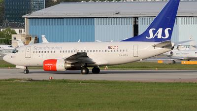 LN-RPA - Boeing 737-683 - Scandinavian Airlines (SAS)