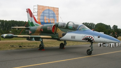 135 - Aero L-39ZO Albatros - Hungary - Air Force