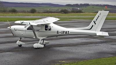 G-IPAT - Jabiru SP - Private