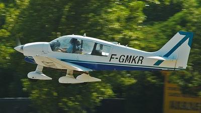 F-GMKR - Robin DR400/180 Régent - Aero Club d'Antibes (ACA)
