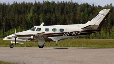 OH-BAR - Beechcraft B60 Duke - Private