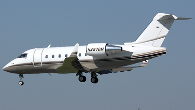 A picture of N497DM -  - [] - © Allan Levin