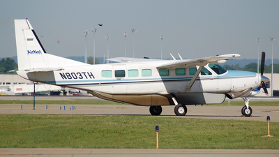N803TH - Cessna 208B Super Cargomaster - AirNet Systems