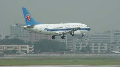 B-2909 - Boeing 737-3Y0 - China Southern Airlines
