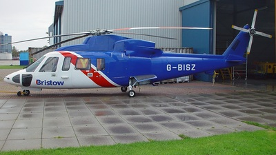 G-BISZ - Sikorsky S-76A - Bristow Helicopters