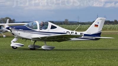 D-EAJF - Tecnam P2002JF Sierra - Private