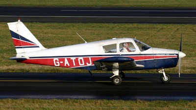 A picture of GATOJ - Piper PA28140 - [2821584] - © stuart mitchell