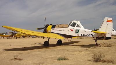 EC-FBN - PZL-Mielec M-18A Dromader - Trabajos Aéreos Martínez Ridao