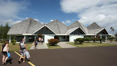 NTTH - Airport - Terminal