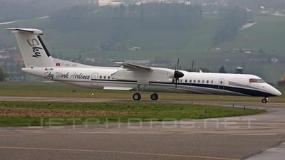 HB-JGA - Bombardier Dash 8-Q402 - Sky Work Airlines