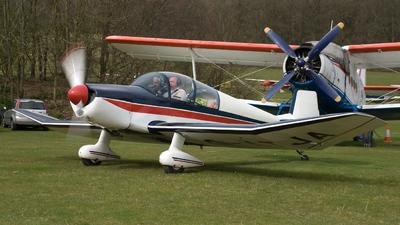 G-ATJA - Jodel DR1050 Ambassadeur - Private