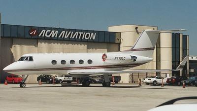 N779LC - Gulfstream G-II - Private