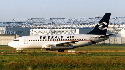 F-GHXK - Boeing 737-2A1(Adv) - Emerald Airways