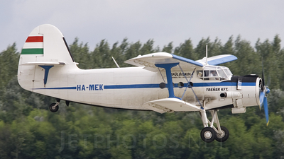 HA-MEK - Antonov An-2 - Private