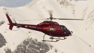OE-XFS - Aérospatiale AS 355F1 Ecureuil 2 - SHS Schider Helicopter-Service