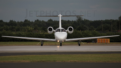 N306JR - Cessna 525A CitationJet 2 - Private