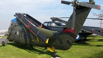 XS511 - Westland Wessex - United Kingdom - Royal Navy