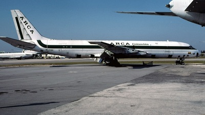 HK-3746X - Douglas DC-8-53(F) - ARCA Columbia