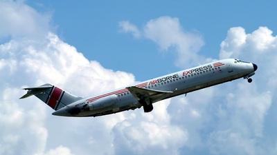 N905AX - McDonnell Douglas DC-9-32(F) - ABX Air