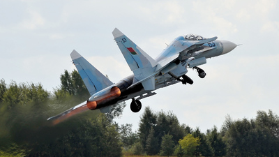 63 - Sukhoi Su-27 Flanker - Belarus - Air Force