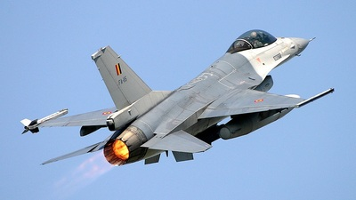 FA-115 - General Dynamics F-16A Fighting Falcon - Belgium - Air Force