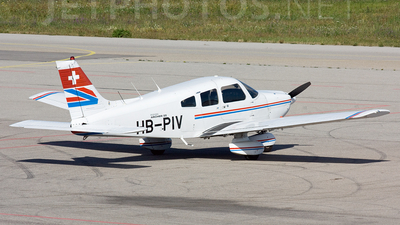 HB-PIV - Piper PA-28-181 Archer II - Private