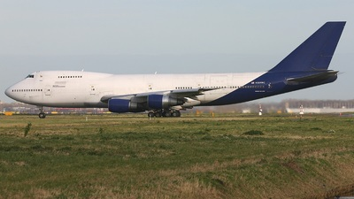 N509MC - Boeing 747-230B(SF) - Polar Air Cargo