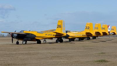 C-GPTW - Douglas A-26B Invader - Air Spray