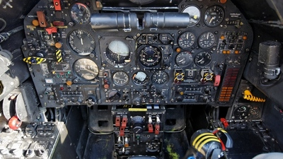 Simulator - Sepecat Jaguar A - France - Air Force