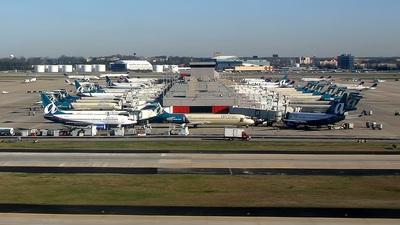 KATL - Airport - Terminal