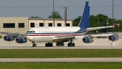 N677R - Boeing 707-351C - Omega Air
