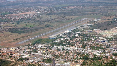 SBCY - Airport - Airport Overview