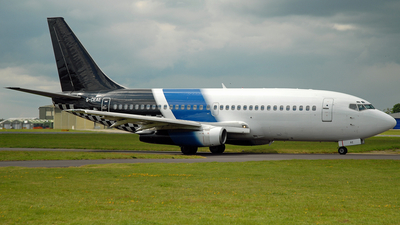 G-CEAE - Boeing 737-229(Adv) - European Aviation (EAL)
