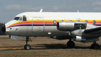 C-GJVN - Hawker Siddeley HS-748 - First Air